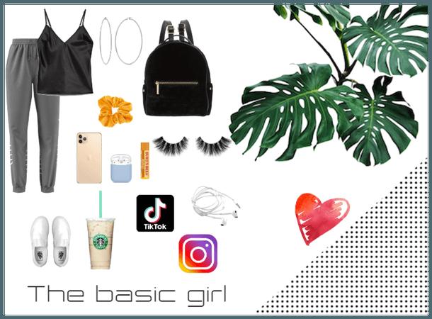The Basic Girl