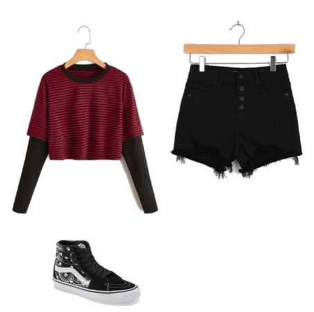 Aries Outfit Thingy