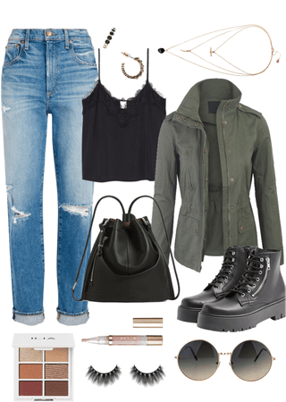 edgy casual