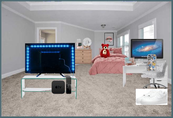 Kailas bedroom