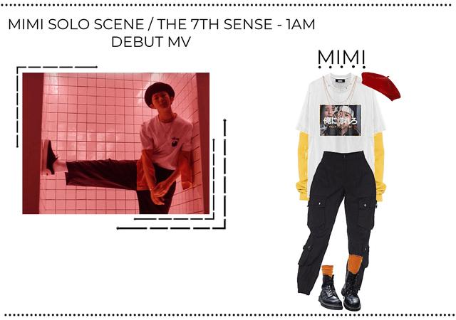 MIMI SOLO SCENE / THE 7TH SENSE - 1AM DEBUT