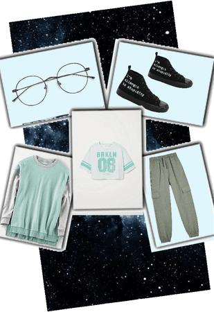 Katie~Nerd outfits
