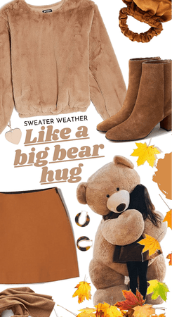 like a bear hug