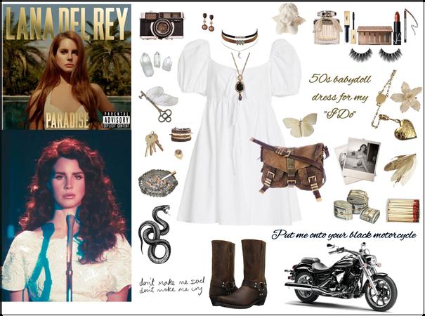 Lana Del Rey - Paradise era