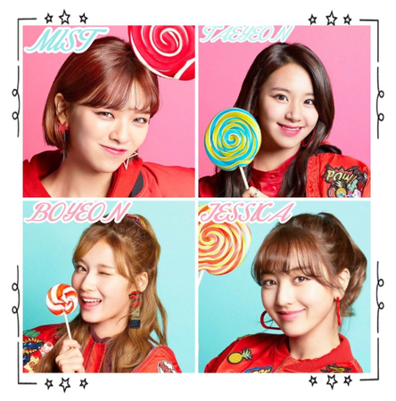 Candy Pop Teaser Photos