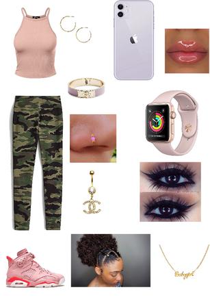 Quaratiene Outfit 💘✨