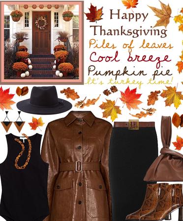 Thanksgiving 🍂🍁