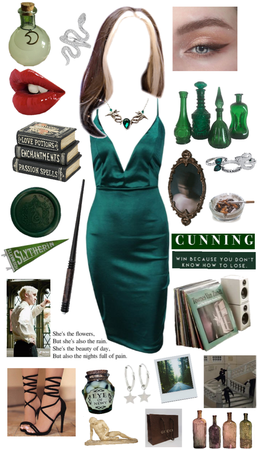 slytherin-yule ball