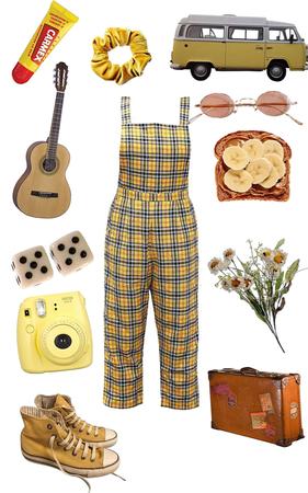 vintage hippie style