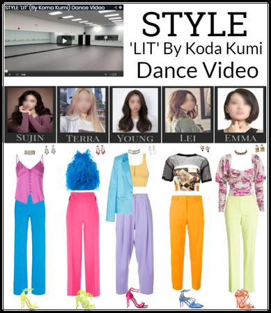 STYLE 'LIT' Dance Video
