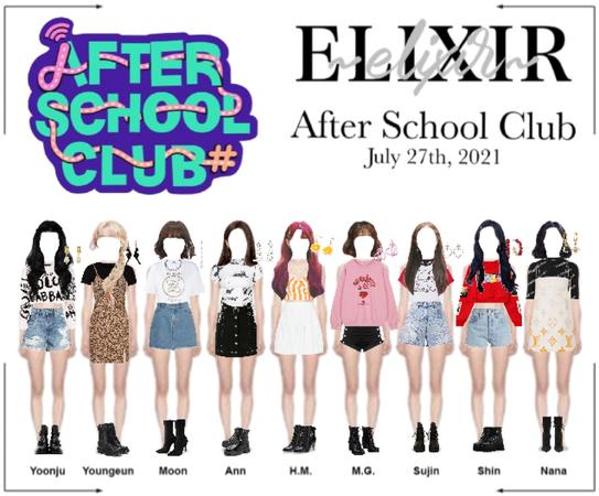 ELIXIR (엘릭서) | After School Club