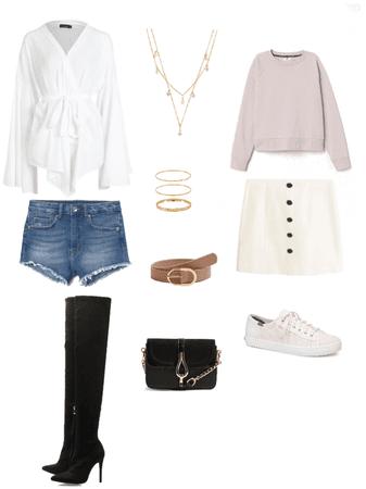 Outfit Idea #1