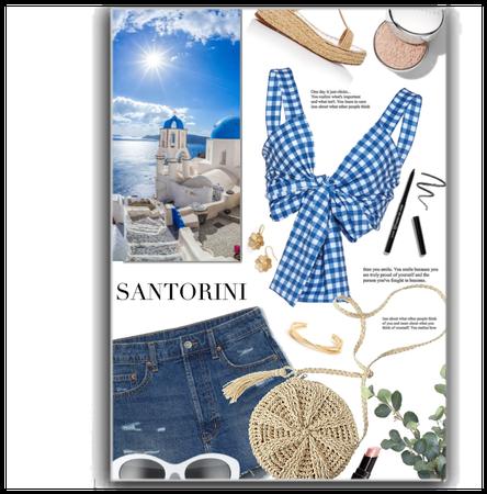 Greek Heavens Santorini