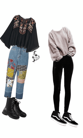 my fall outfits