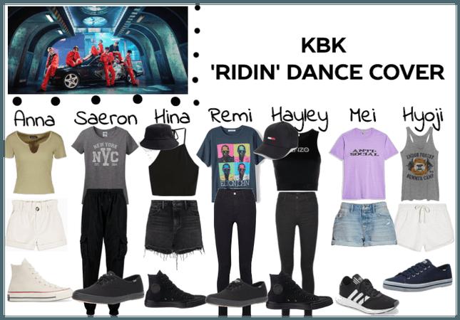 "KBK Predebut ""Ridin'"" Dance Cover"