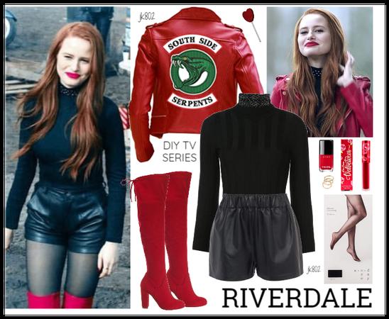 Cheryl Blossom Riverdale // #21