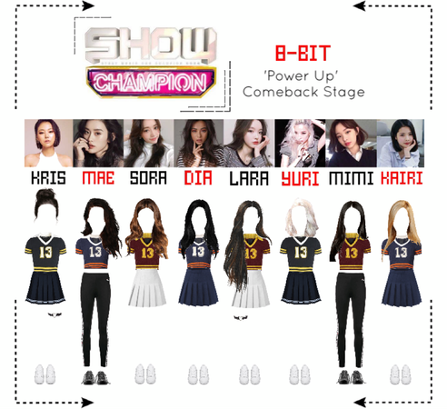 ⟪8-BIT⟫ 'Power Up' Comeback Stage #3 - Show Champion