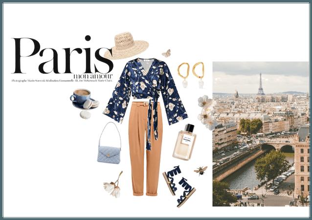 City Exploring - Paris in Spring