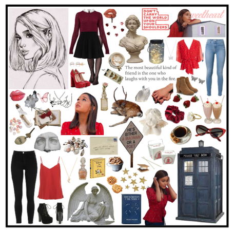 • DOCTOR WHO OC •