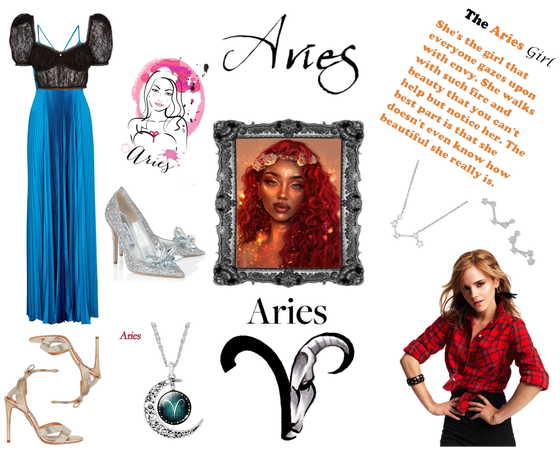 A Look of Aries