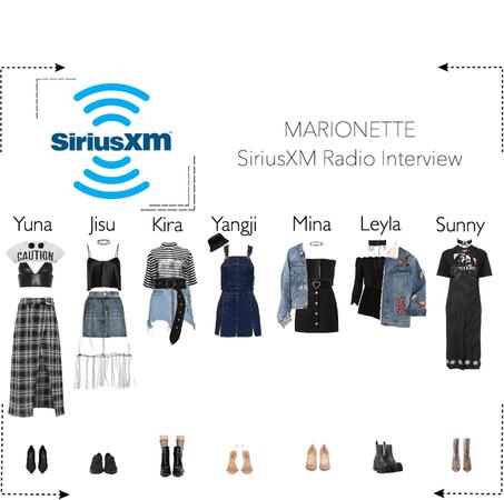 MARIONETTE (마리오네트) SiriusXM Radio