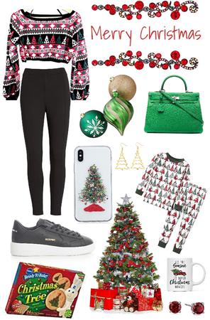 Christmas sweater season 🎄