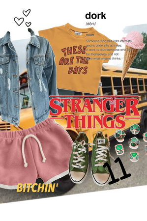 summer of Stranger Things