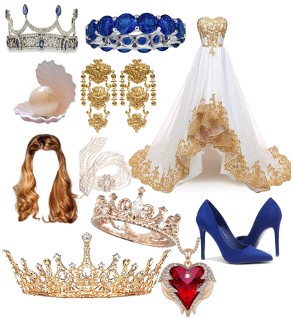 Royal outfit