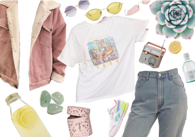All The Pastels