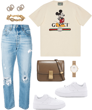 Lazy Day Outfit 01