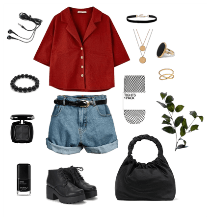 Modern Red Riding Hood