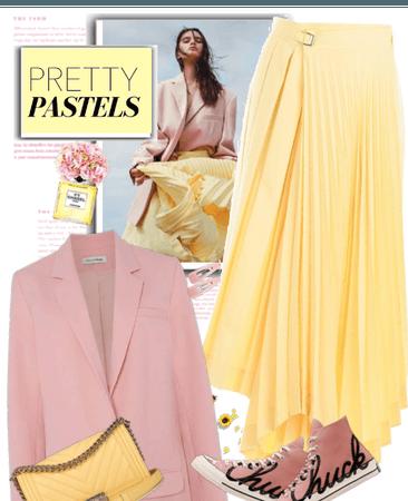 pastels love