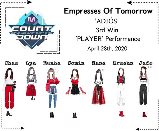 EOT | M Countdown: 'ADIÓS' 3rd Win