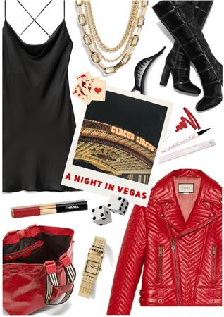 Night in Vegas