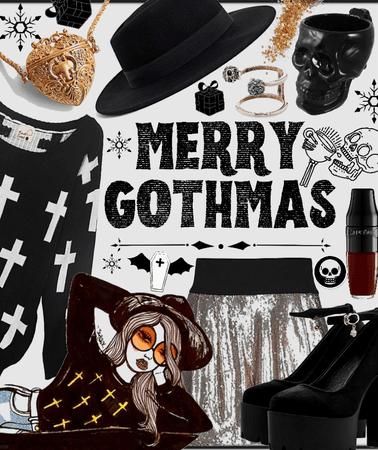 Glitter + Goth 🖤✝️