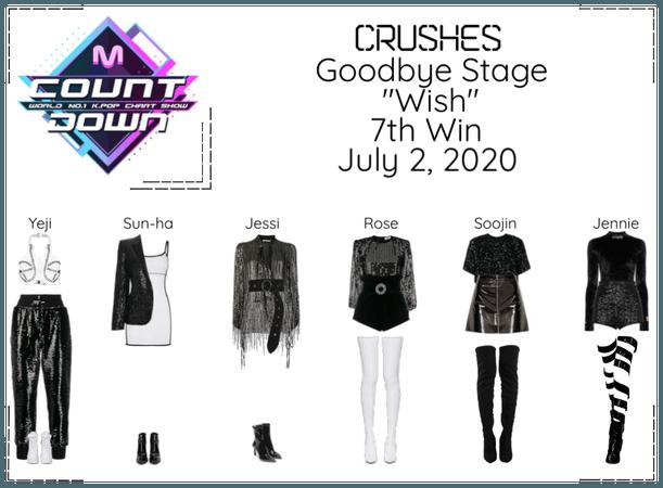 "Crushes (호감) ""소원 (Wish)"" Goodbye Stage 7th Win"