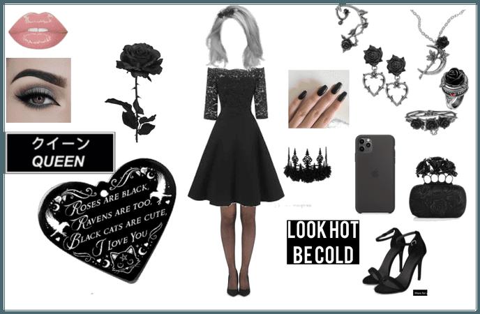 Black Rose Queen