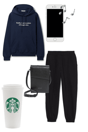 comfortable teen outfit