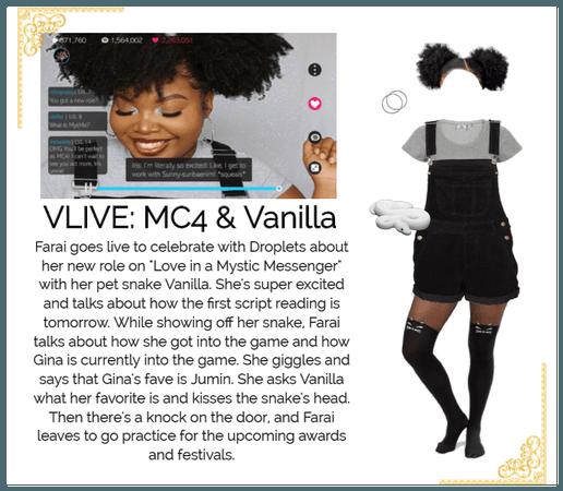 VLIVE: MC4 & Vanilla