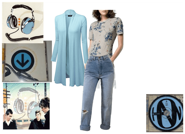 Underneath-Inspired Outfit