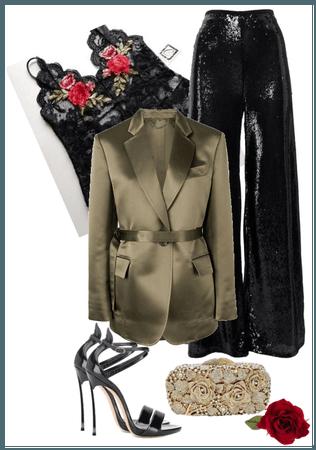Bodysuits & Blazers