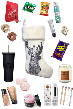 stocking!!🤍🤍