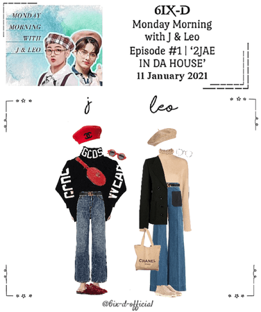 6IX-D [식스디] Monday Morning with J & Leo 210111