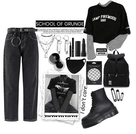School Of Grunge