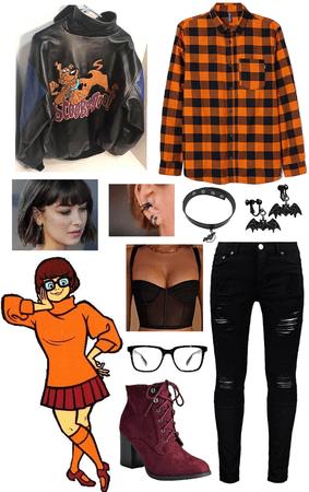 Velma Dinkley: Alt Punk