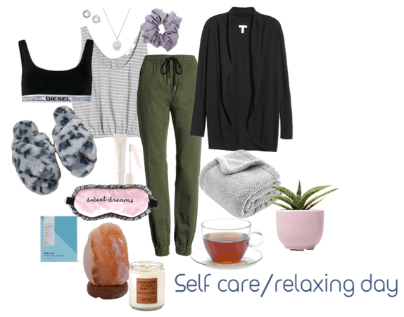 Self-care/Relaxing Day