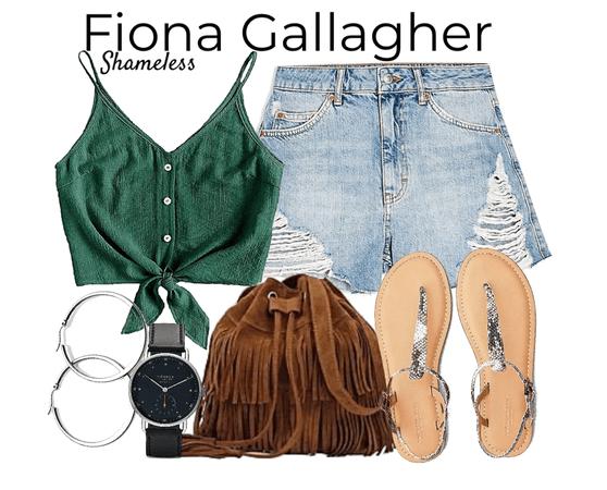 shameless Fiona Gallagher