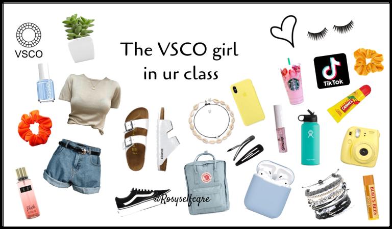 VSCO Starterpack
