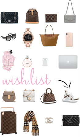 whishlist ✔️✖️