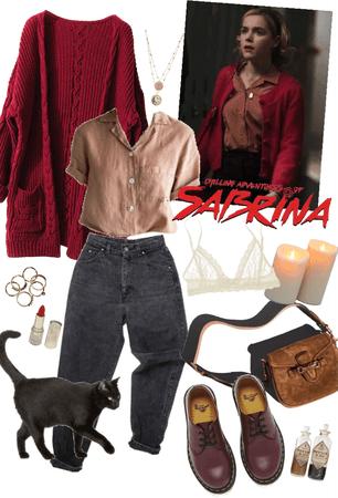 Sabrina (outfit #4)